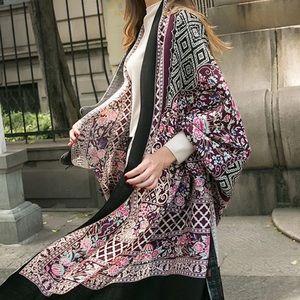 New XL Super Soft 100% Wool Scarf